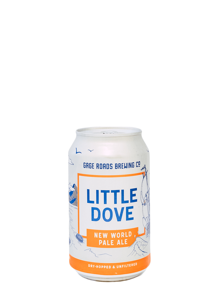 Little Dove New World Pale | 6.2% ABV - Rascal Brunswick | Wine Bar + Bottle Shop