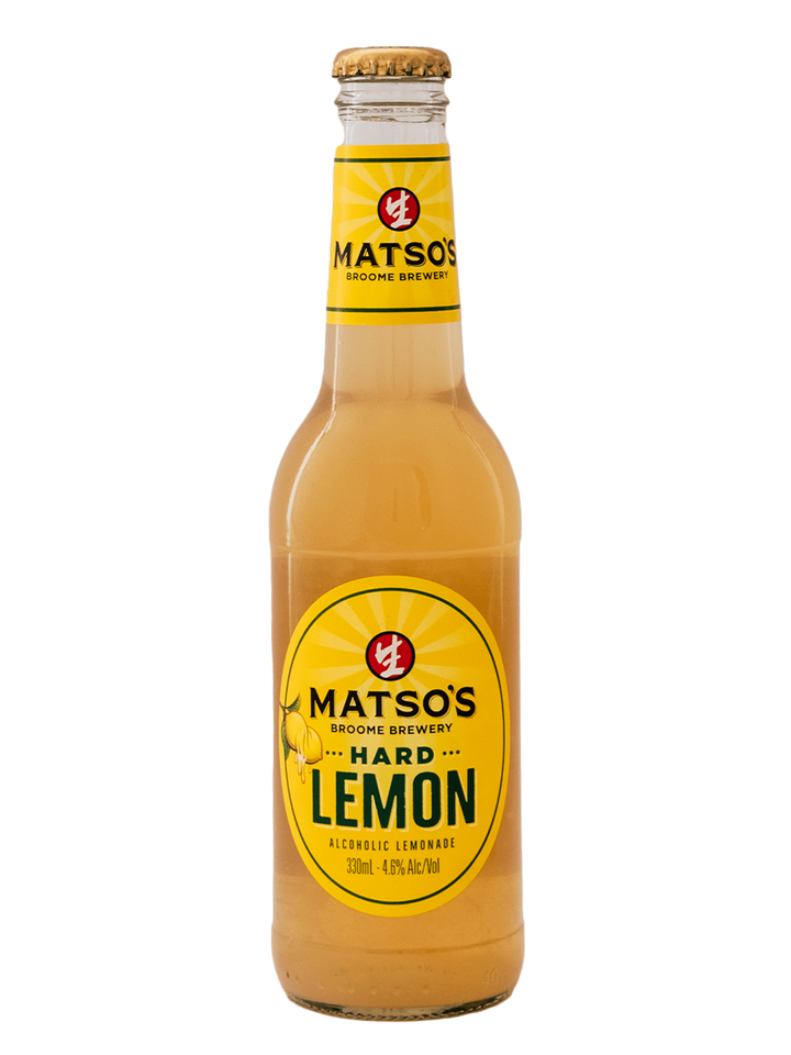 Matso's Hard Lemonade - Rascal Brunswick | Wine Bar + Bottle Shop