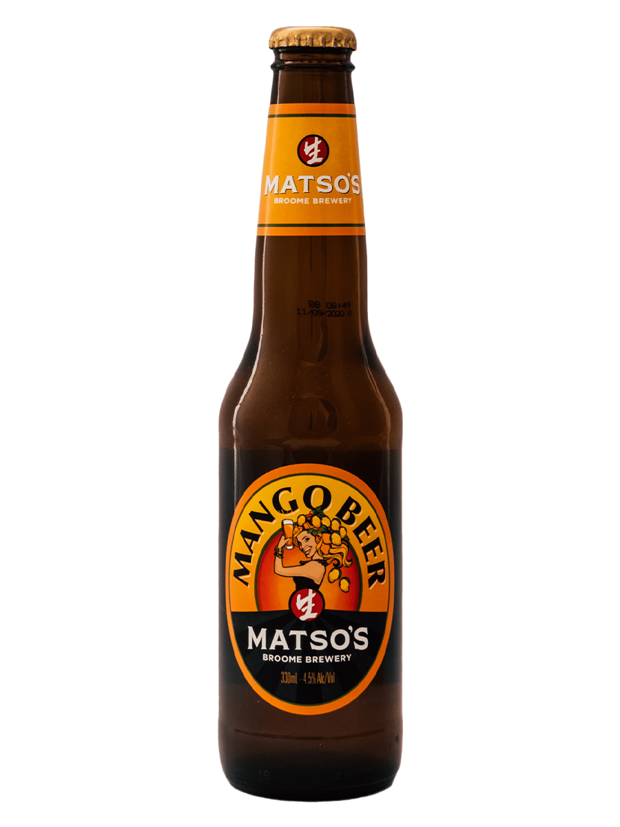 Matso's Mango Beer | 4.5% ABV - Rascal Brunswick | Wine Bar + Bottle Shop