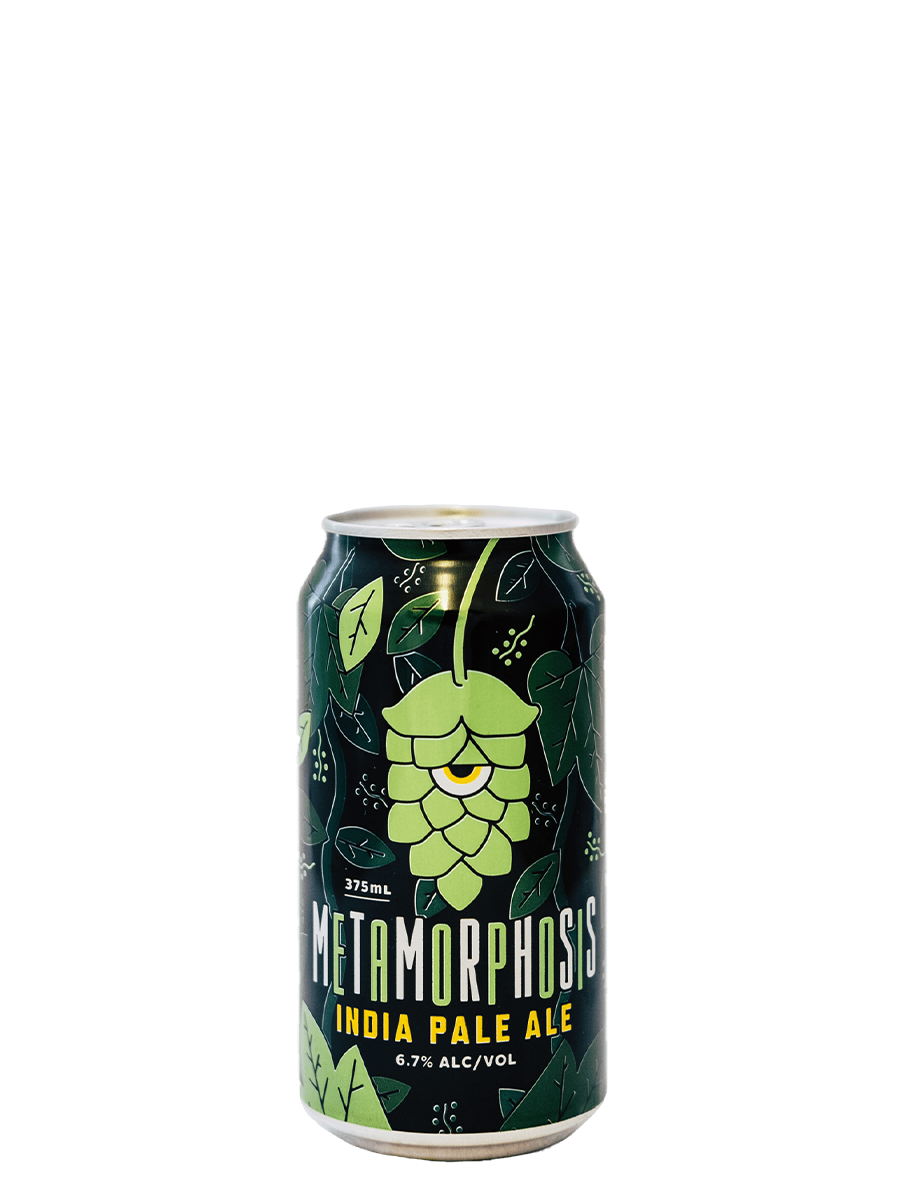 Kaiju Metamorphosis IPA | 6.7% ABV - Rascal Brunswick | Wine Bar + Bottle Shop