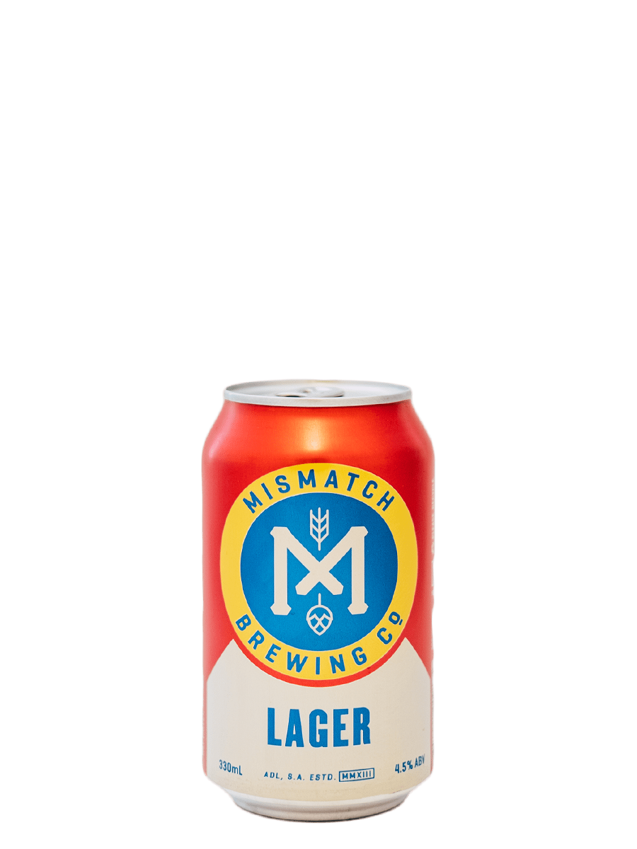 Mismatch Lager | 4.5% ABV - Rascal Brunswick | Wine Bar + Bottle Shop
