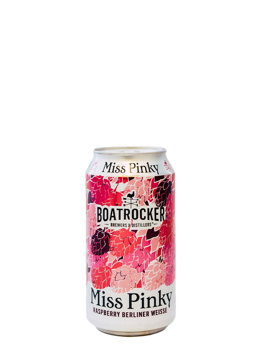 Miss Pinky Raspberry Berliner Weisse | 3.4% ABV - Rascal Brunswick | Wine Bar + Bottle Shop