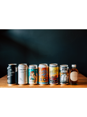 Mixed Beer & Whisky pack - Rascal Brunswick | Wine Bar + Bottle Shop