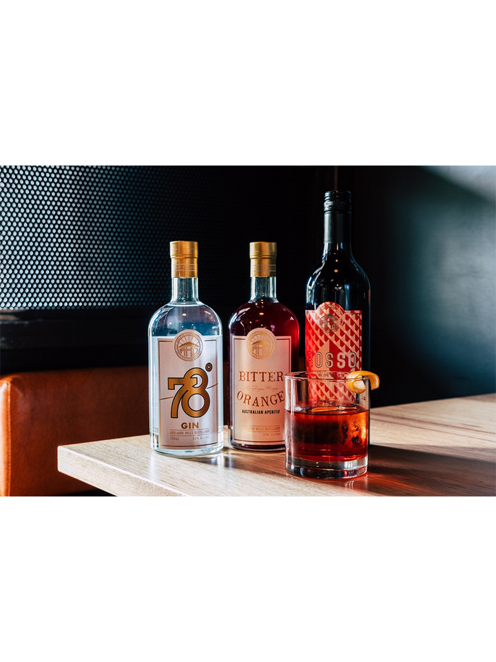 Rascal Negroni - Rascal Brunswick | Wine Bar + Bottle Shop