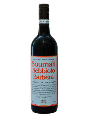 2018 Soumah Nebbiolo Barbera - Rascal Brunswick | Wine Bar + Bottle Shop