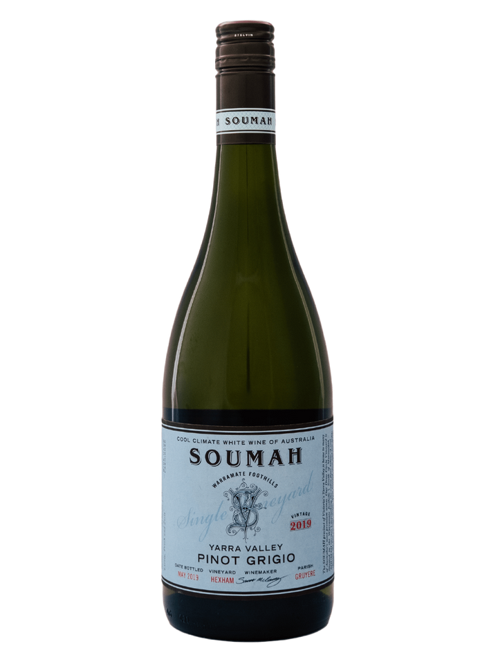 2019 Soumah Pinot Grigio - Rascal Brunswick | Wine Bar + Bottle Shop