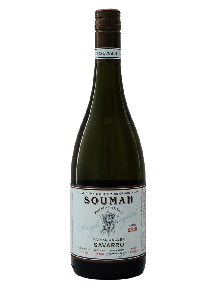 2018 Soumah Savarro Savagnin - Rascal Brunswick | Wine Bar + Bottle Shop