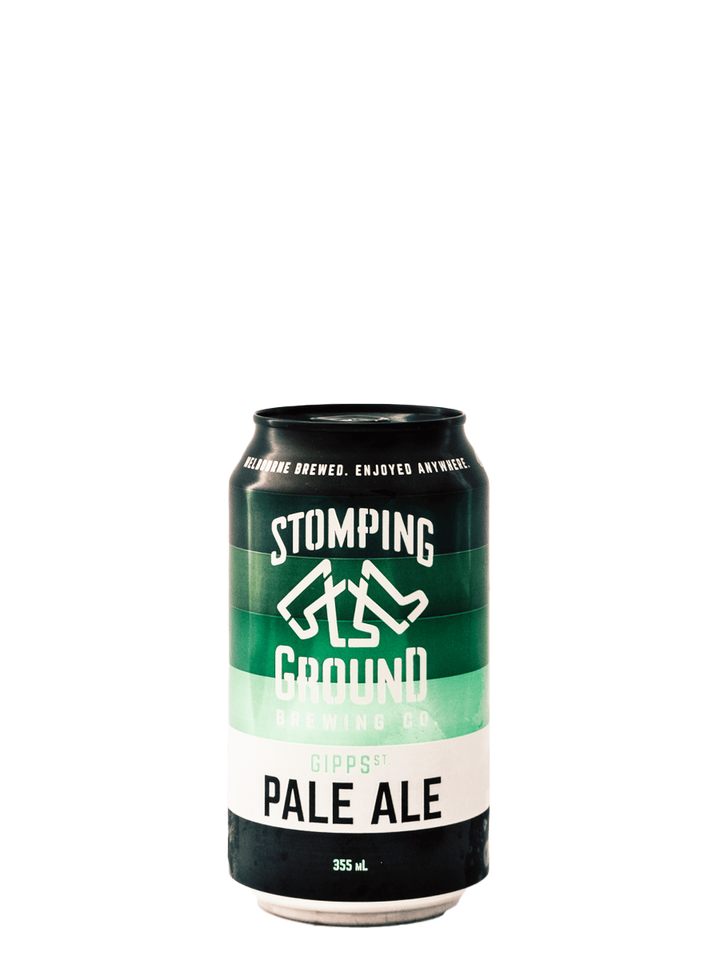 Stomping Ground Gipps St Pale | 5.2% - Rascal Brunswick | Wine Bar + Bottle Shop