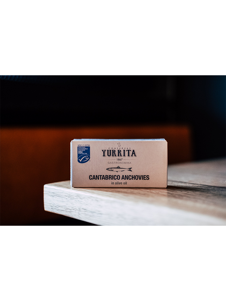 Yurrita Gastronomika Anchovies - Rascal Brunswick | Wine Bar + Bottle Shop