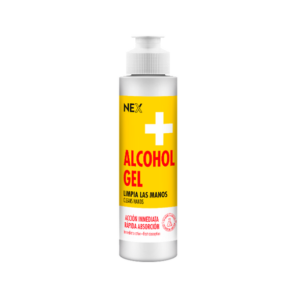 Alcohol en gel 150 ml