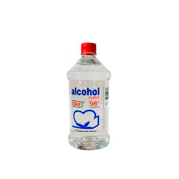 Alcohol liquido CFK 96° 500 ml