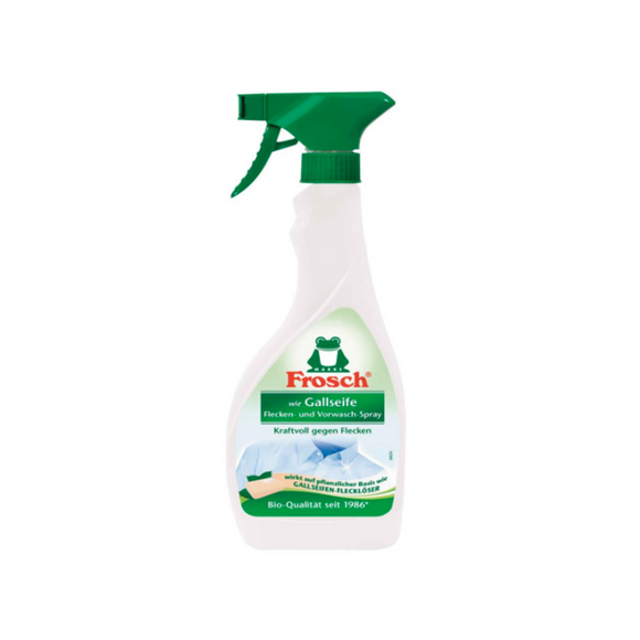 Removedor de manchas en spray eco-amigable