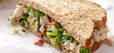 4 Healthy Sandwich Recipes