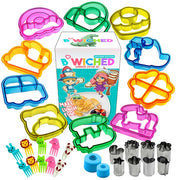 Sandwich Cutter Set Second Edition