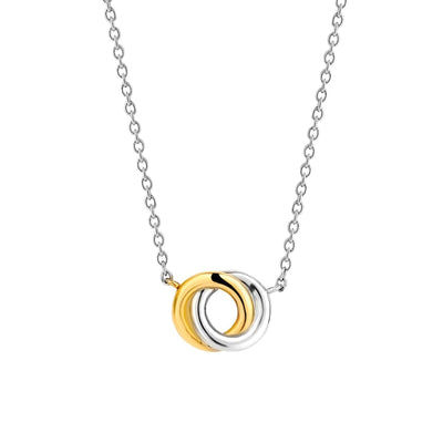 Entwined Yellow Necklace by TI SENTO - West Orange Jewelers