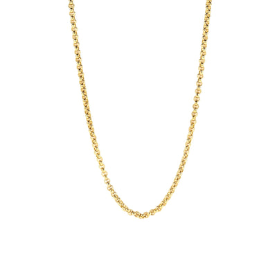 Mini-anchor Link Necklace by TI SENTO - West Orange Jewelers