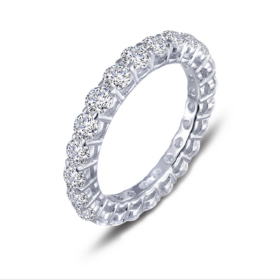 2.53 ct tw Eternity Band by Lafonn - West Orange Jewelers, Parsippany NJ