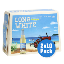 Load image into Gallery viewer, Long White Vodka Lemon & Lime 2 x 10 pack - Drinks Trolley | Asahi NZ