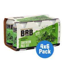Load image into Gallery viewer, BRB Chocka Hopa Southern Pale Ale 4 x 6 pack - Drinks Trolley | Asahi NZ