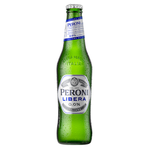 Peroni Libera 0% 24 pack - Drinks Trolley | Asahi NZ