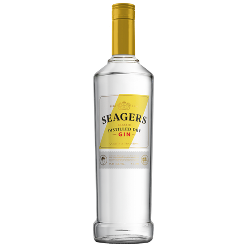 Seagers Gin 1L - Drinks Trolley | Asahi NZ