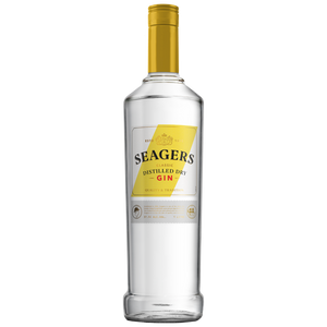 Seagers Gin 1L - Drinks Trolley Asahi | NZ