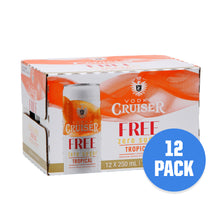 Load image into Gallery viewer, Vodka Cruiser 7% Tropical Sugar Free 12 pack - Drinks Trolley | Asahi NZ