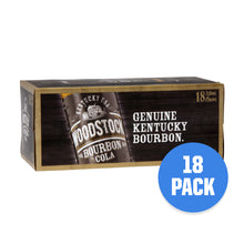 Load image into Gallery viewer, Woodstock 7% Extra Bourbon & Cola 18 pack - Drinks Trolley | Asahi NZ