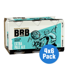 Load image into Gallery viewer, BRB Polar Beer Extra Pale Ale 4 x 6 pack - Drinks Trolley | Asahi NZ