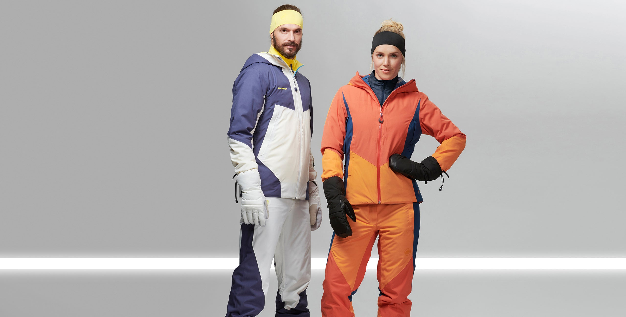 MADE FOR PERFORMANCE - NOT FOR POLLUTION: THE CASANNA SKI OUTFIT