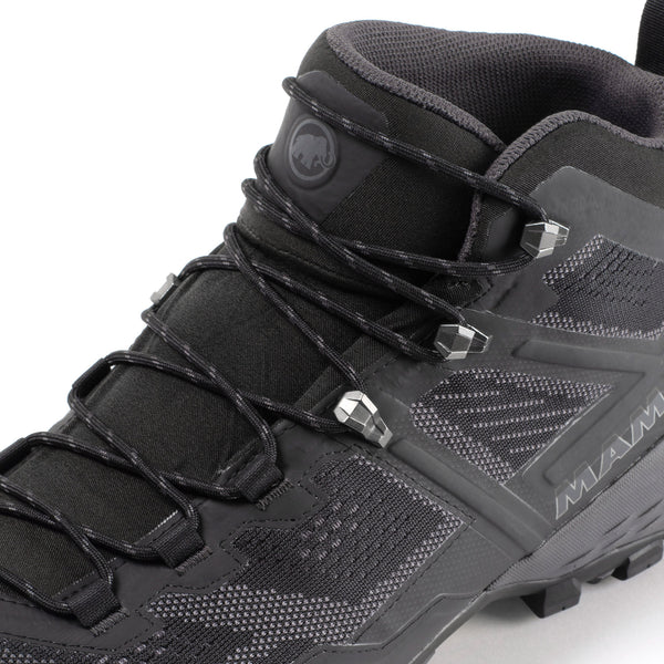 Mammut Ducan shoe. Day hiking to mountain weekend trekking