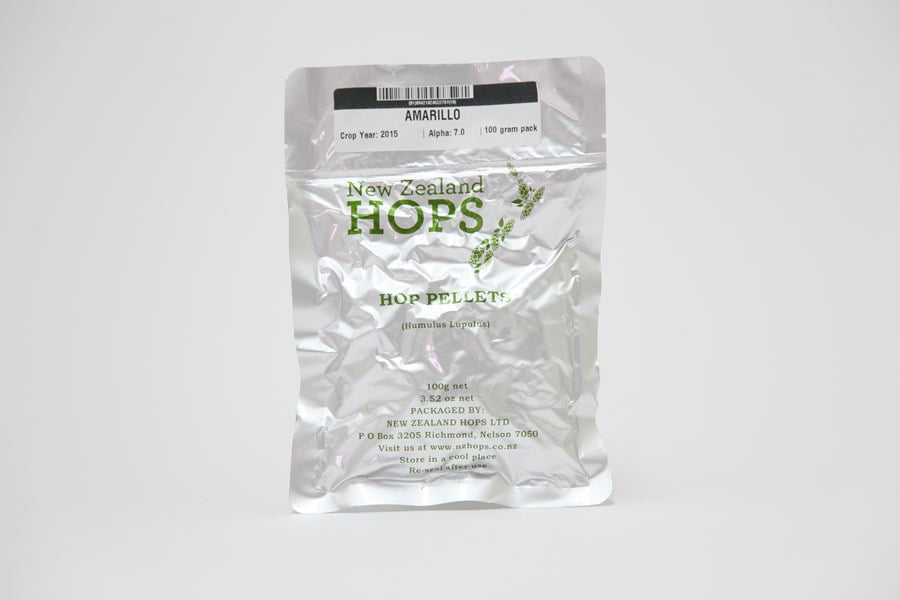 Amarillo Hops 100gm