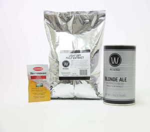 WW Blonde Ale 23/25 Litre Kit