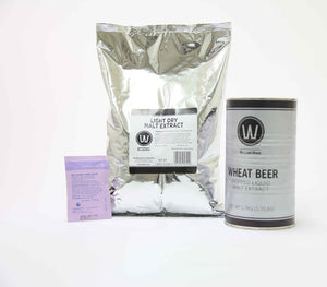 WW Wheat Beer 23/25 Litre Kit