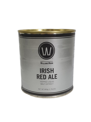 WW Irish Red Ale 25-00 800g