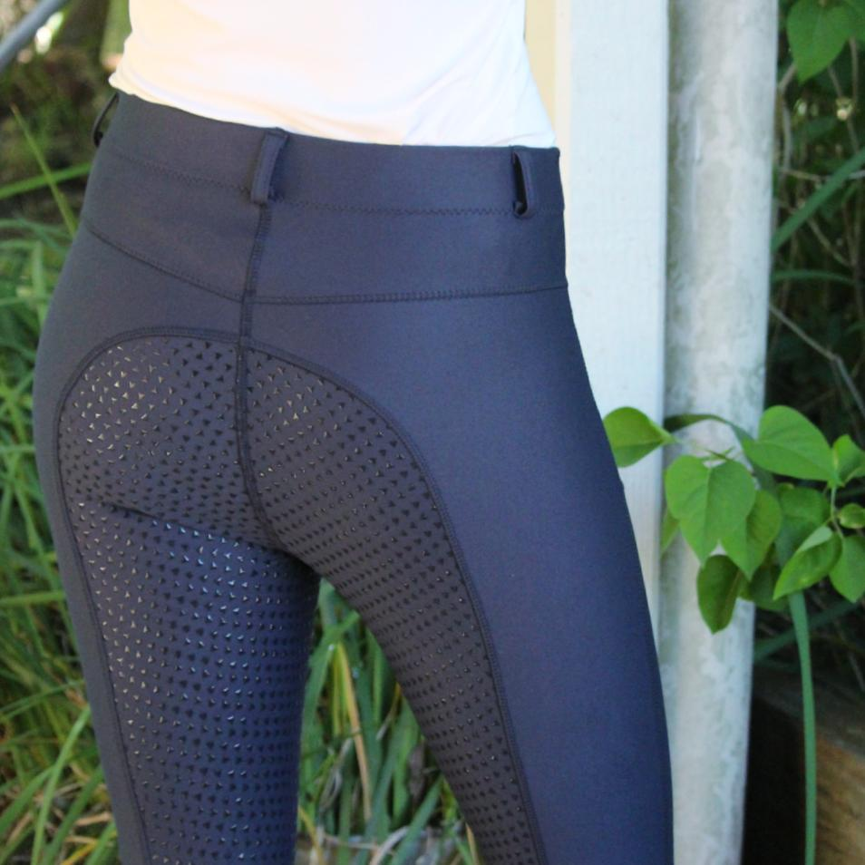 Go 2 Luxury Riding  Tights - NAVY