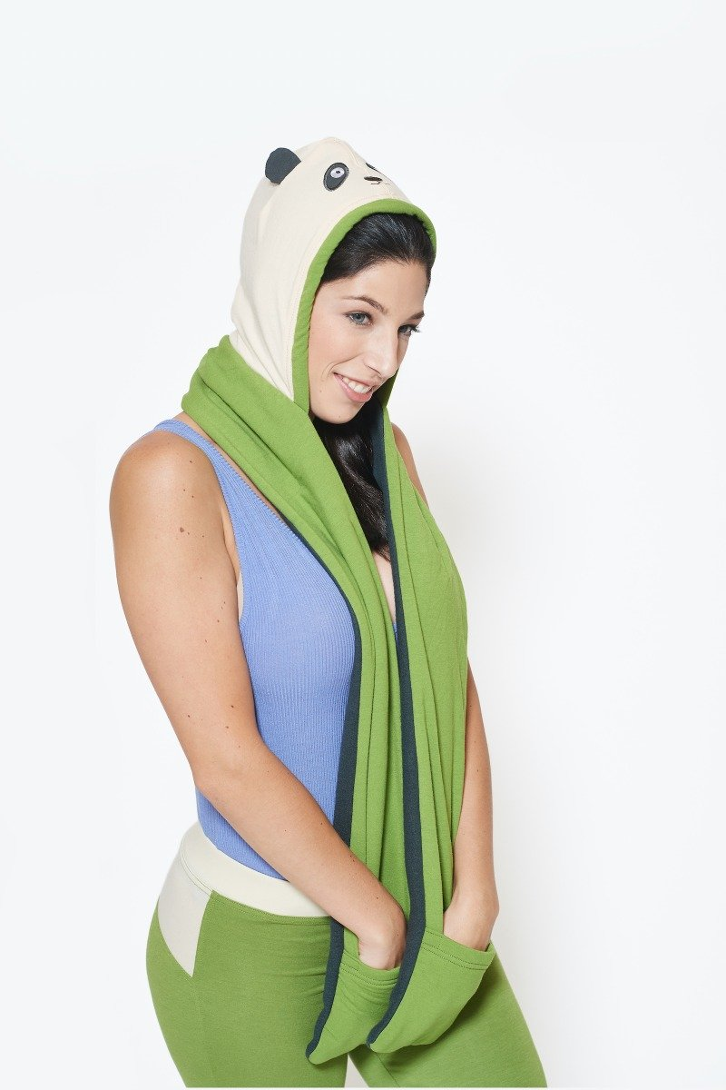 Hooded Mate Scarf