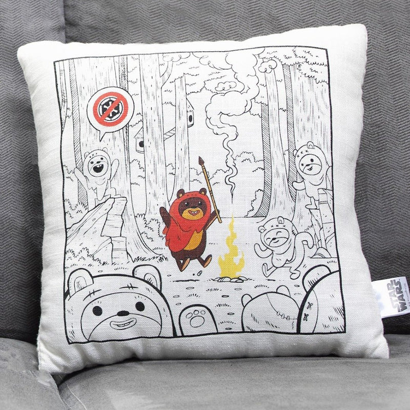 Star Wars™ Trilogy Pillows