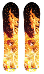FATblades – flame design