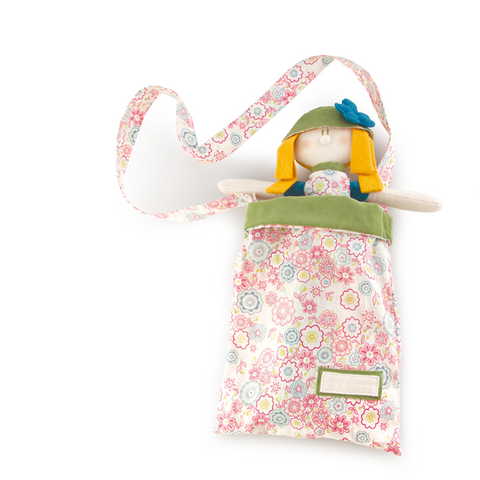 Forest Angels Fleur Ragdoll and Bag
