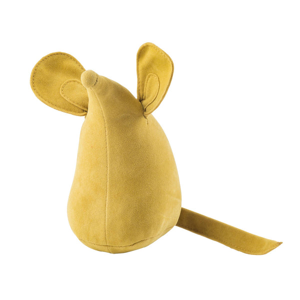 Mustard Mouse Bookend