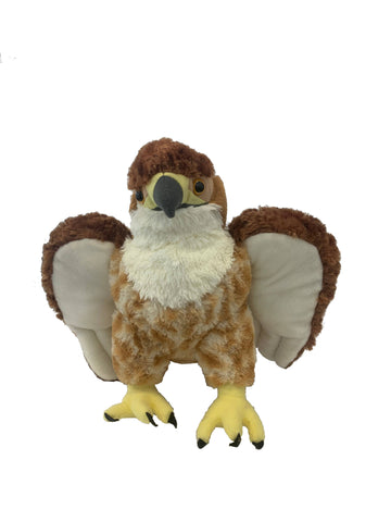 Red Tailed Hawk Stuffed Animal