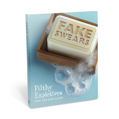 Knock Knock Gift Book: Fake Swears