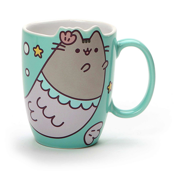 Pusheen Mermaid Mug