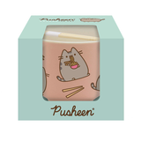 Pusheen Ramen Bowl with Chopsticks