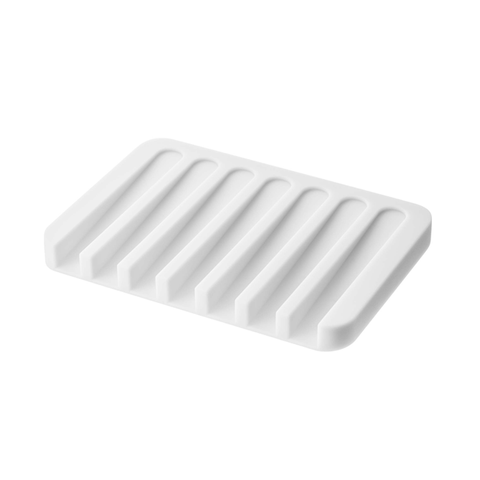 Flow Self-Draining Soap Dish