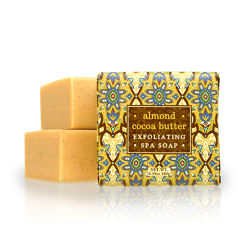 Botanical Scents Soap in Almond Cocoa Butter