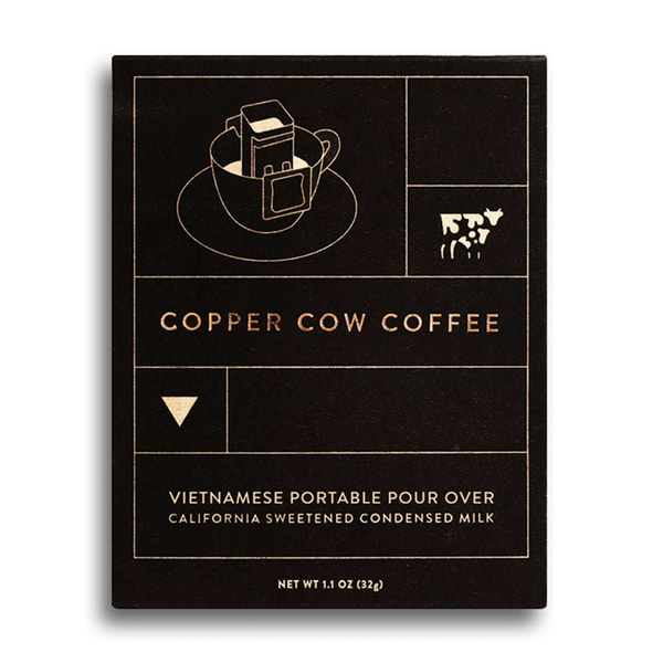 Portable Pour Over Vietnamese Coffee