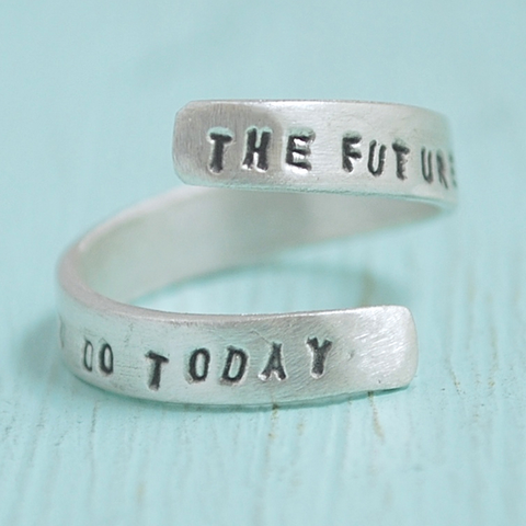The Future Wrap Ring