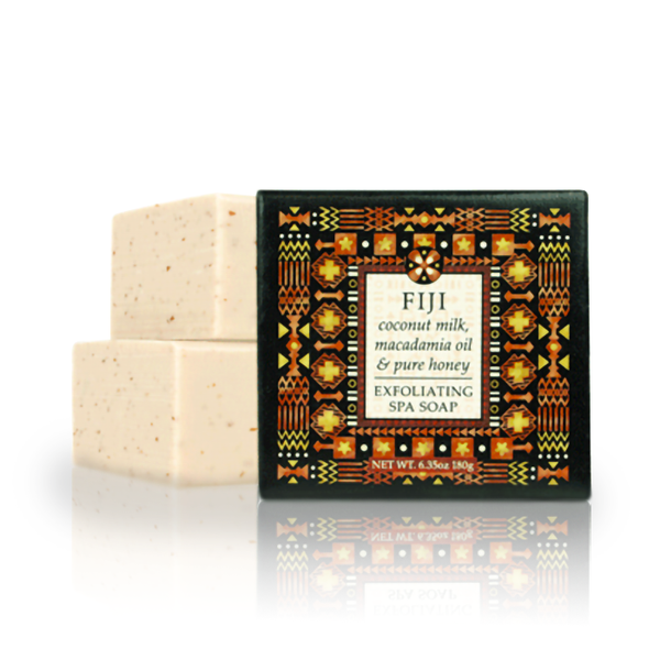 Destination Spa Soap in Fiji Coconut